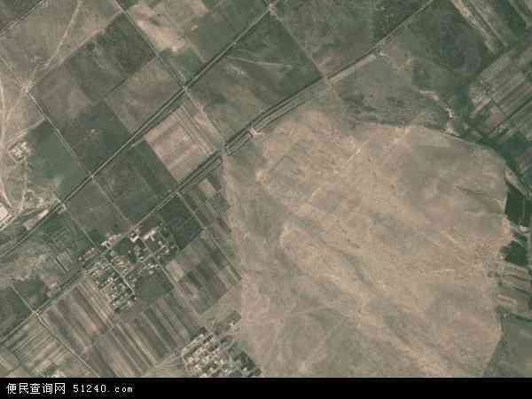 巴彦塔拉苏木乡高清航拍地图