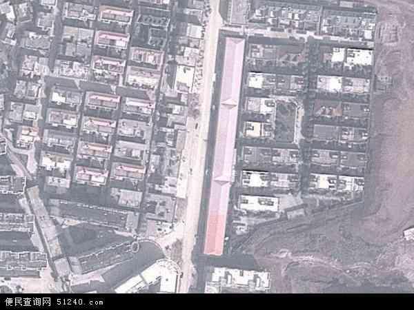 南京路办事处卫星地图 - 南京路办事处高清卫星地图 - 南京路办事处