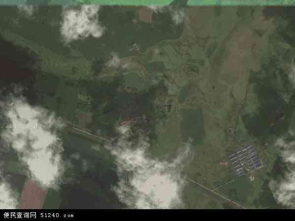七星泡农场地图 - 七星泡农场卫星地图