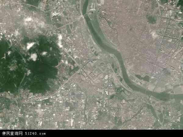 中国福建省泉州市鲤城区清蒙经济开发区地图(卫星地图)