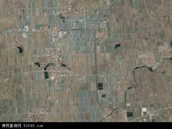 中国山东省烟台市莱阳市照旺庄镇地图(卫星地图)