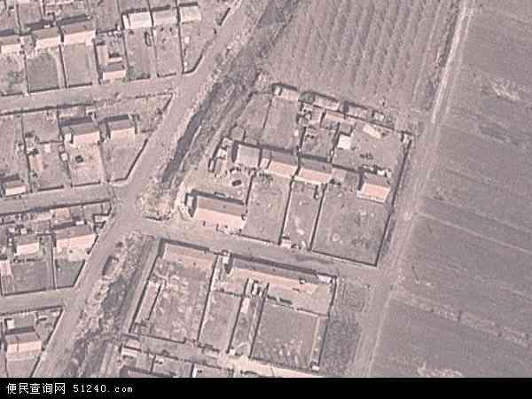 白音塔拉农场地图 - 白音塔拉农场卫星地图