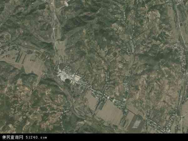 中国辽宁省葫芦岛市绥中县大王庙满族镇地图(卫星地图)
