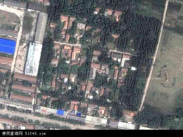 中国河南省濮阳市濮阳县濮阳县文留镇地图(卫星地图)
