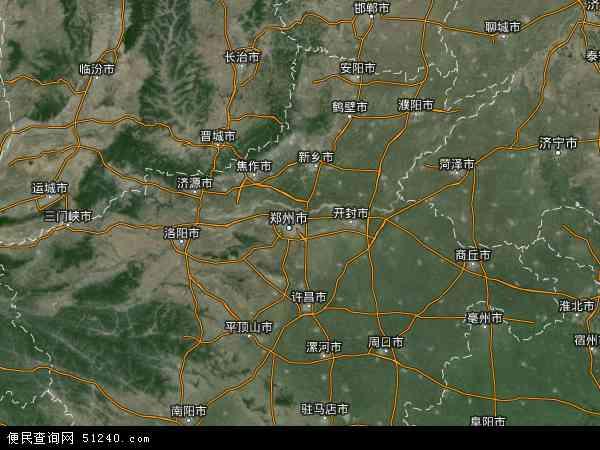 济源市轵城镇地图 济源市轵城镇卫星地图 济源市轵城镇高清航拍地图