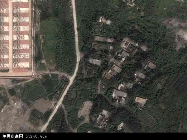 省葫芦岛市连山区杨家杖子经济开发区地图(卫星地图)