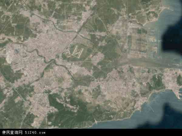 葫芦岛市专利技术园区高清航拍地图 - 2016年葫芦岛市专利技术园区