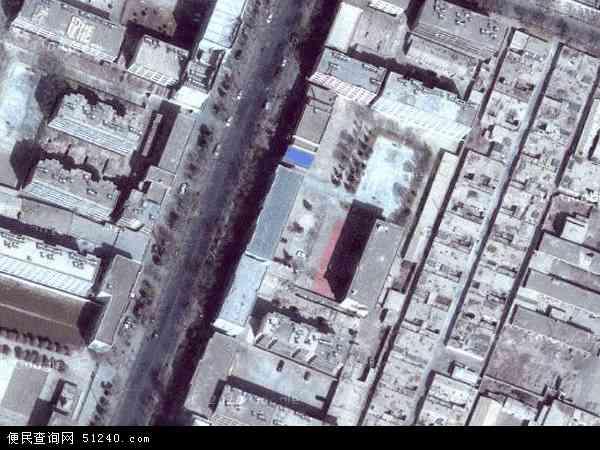 中国甘肃省酒泉市金塔县城市社区管理委员会地图