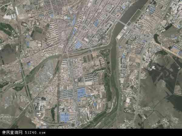 福民街道办事处(梅河口市经济贸易开发区)(省级