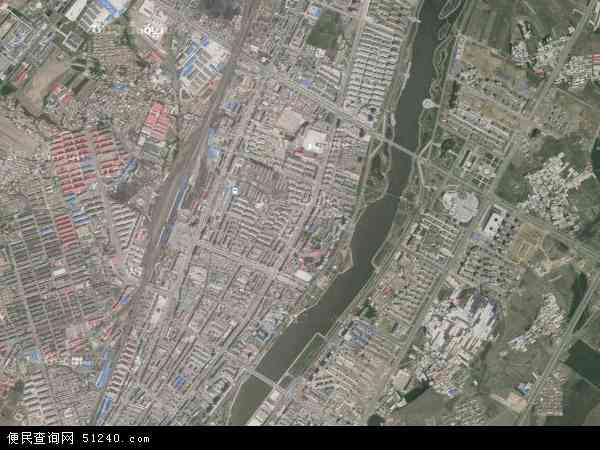 解放街道办事处(梅河口市经济贸易开发区)(省级