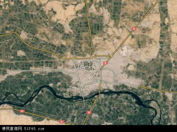 拉卡航拍照片,2016拉卡卫星地图,拉卡北斗卫星地图2017,部分地区可以