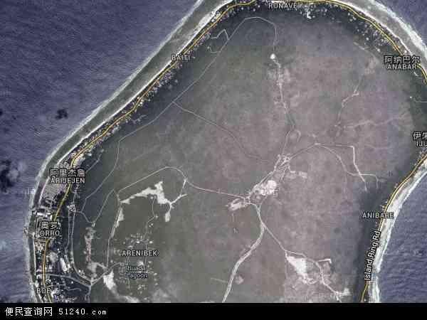 瑙鲁卫星地图 - 瑙鲁高清卫星地图 - 瑙鲁高清航拍地图 - 2016年瑙鲁高清卫星地图