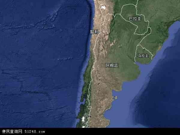 智利卫星地图 - 智利高清卫星地图 - 智利高清航拍地图 - 2018年智利
