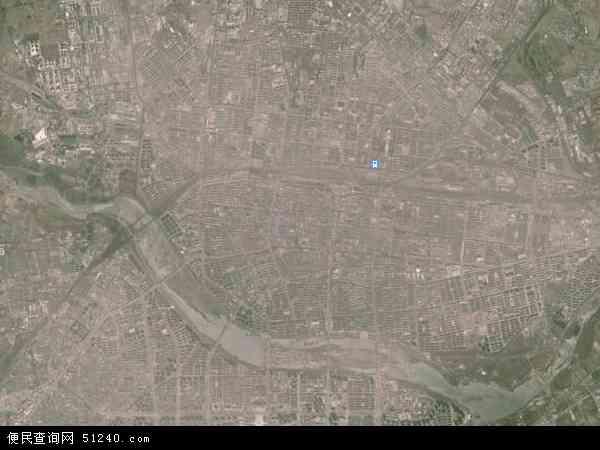 古塔区地图 - 古塔区卫星地图