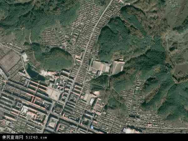 2008高清卫星航拍地图图片