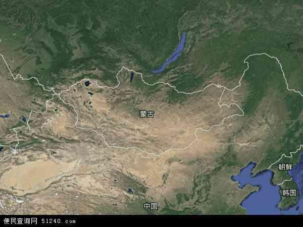 蒙古卫星地图 - 蒙古高清卫星地图 - 蒙古高清航拍地图 - 2016年蒙古高清卫星地图
