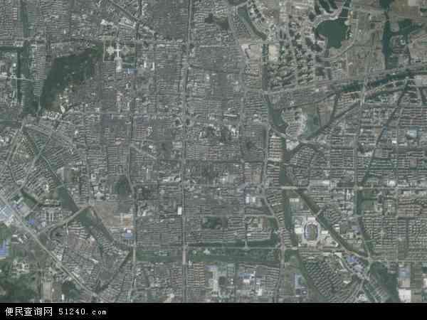 塔山高清卫星航拍地图