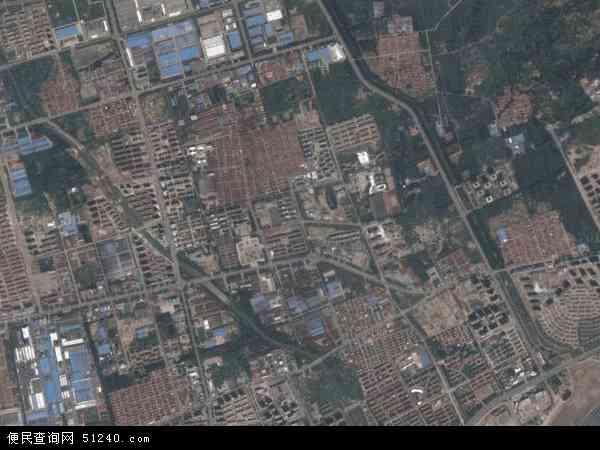 中国山东省青岛市黄岛区隐珠别墅(地图画室)设计图片卫星地图图片