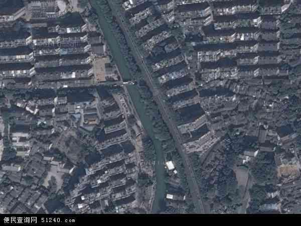 宁化地图 - 宁化卫星地图