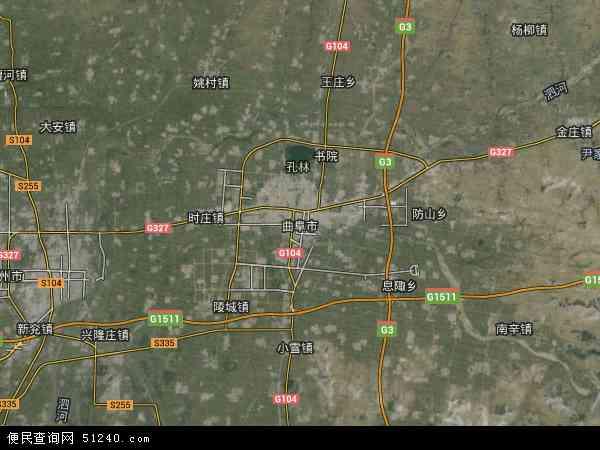 曲阜市地图 曲阜市卫星地图 曲阜市高清航拍地图 曲阜市高清卫星地图