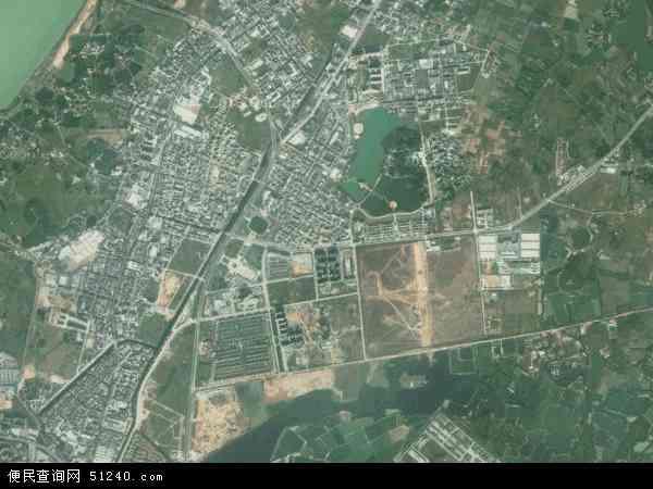 水口高清卫星地图 - 水口高清航拍地图