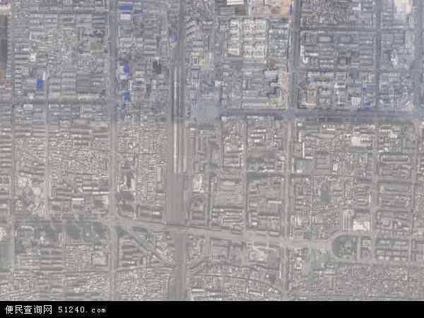 铁西路地图 - 铁西路卫星地图