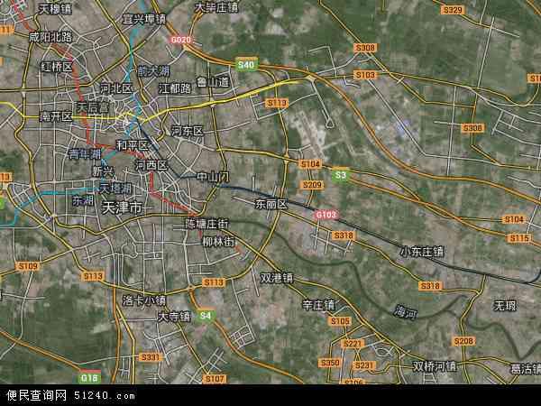 天津开发区地图_天津市东丽区地图-天津街景地图最新版东丽区无暇街端月里