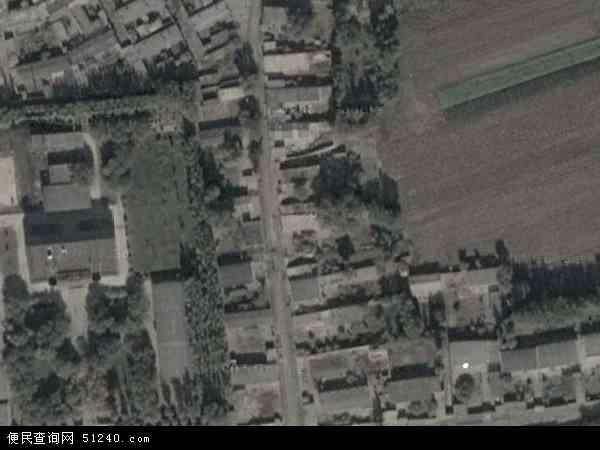 维吾尔自治区塔城地区额敏县额敏镇地图(卫星地图)
