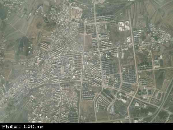 法库镇地图 - 法库镇卫星地图图片