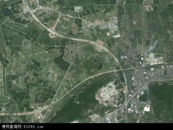 黎村高清航拍地图 - 2015年黎村高清卫星地图