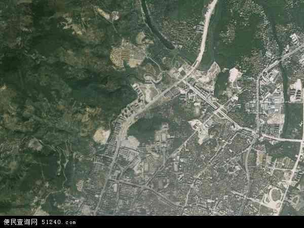 龙桥地图 - 龙桥卫星地图 - 龙桥高清航拍地图 -