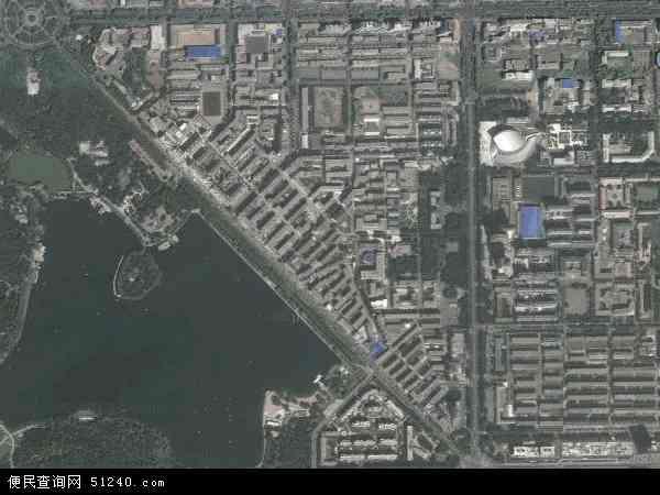南湖卫星地图 - 南湖高清卫星地图 - 南湖高清航拍地图 - 2018年南湖