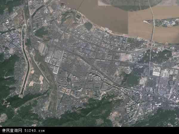 双屿卫星地图 - 双屿高清卫星地图 - 双屿高清航拍地图 - 2017年双屿