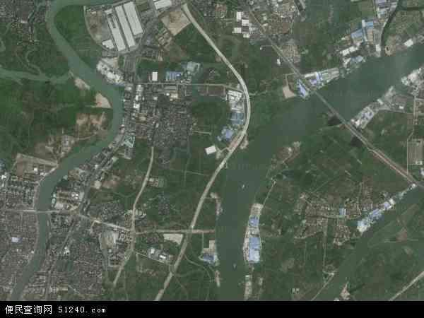 新基村卫星地图 - 新基村高清卫星地图