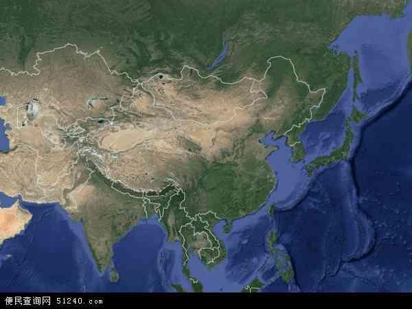 中国卫星地图 - 中国高清卫星地图 - 中国高清航拍地图 - 2016年中国高清卫星地图