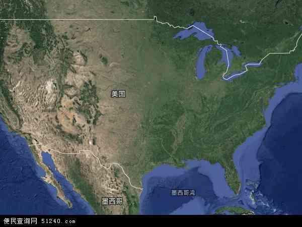 美国高清卫星地图_艾许维尔地图 - 艾许维尔卫星地图 - 艾许维尔高清航拍地图