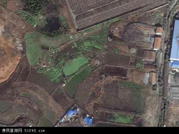 白玉山地图 - 白玉山卫星地图