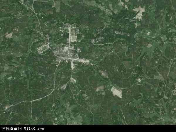 北大镇地图 - 北大镇卫星地图
