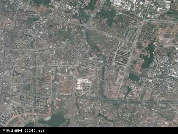 福建省漳州市龙区步镇地图(卫星地图)