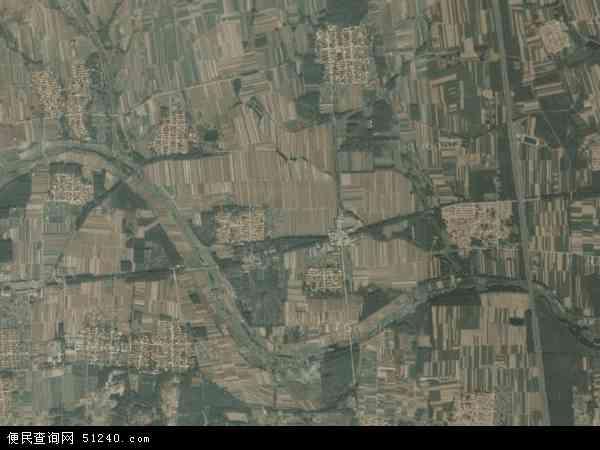 大村镇地图 - 大村镇卫星地图