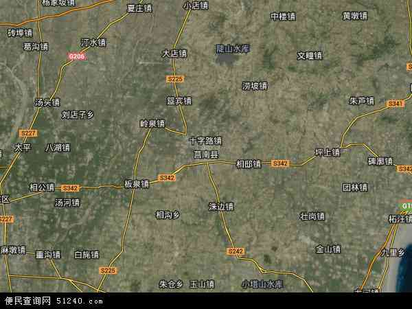 莒南县地图 莒南县卫星地图 莒南县高清航拍地图