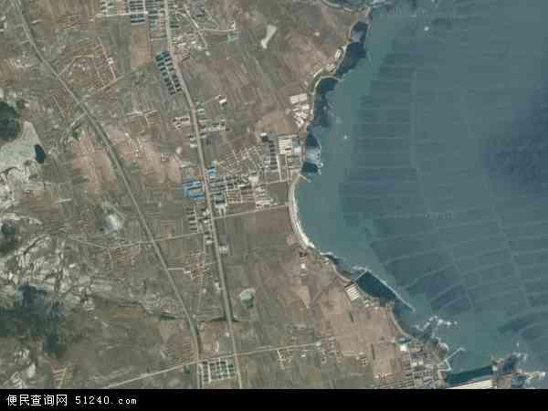 俚岛镇地图 - 俚岛镇卫星地图