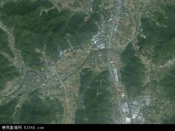 楼塔镇卫星地图 - 楼塔镇高清卫星地图