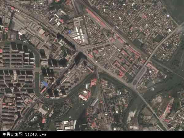 通城地图 - 通城卫星地图 - 通城高清航拍地图