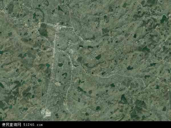 中国安徽省安庆市望江县太慈镇地图(卫星地图)