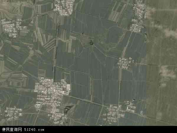 中国辽宁省锦州市黑山县太和镇地图(卫星地图)