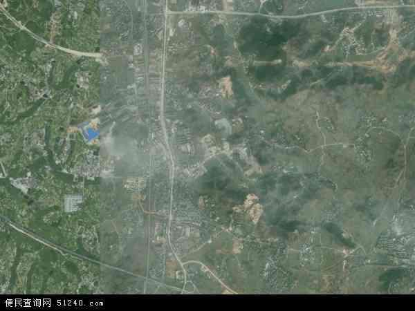 中国湖北省鄂州市鄂城区泽林镇王者(地图地图小学生访街卫星图片