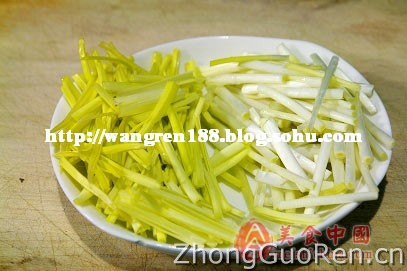 西餐胡萝卜丝-菜谱菜谱-韭黄-营养热菜-天菜谱菜谱家常图片