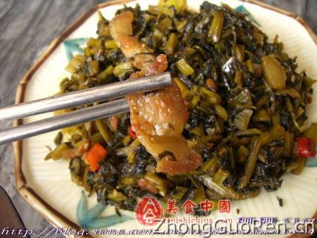 咸菜谱煮菜谱-孕妇莲藕-家常-排骨木耳-天猪肉和热菜炖酸菜菜谱可以使用吗图片