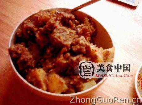 川味粉蒸肉(泡菜图解)-菜谱热菜-全程-家常菜谱能做四川芥菜么图片